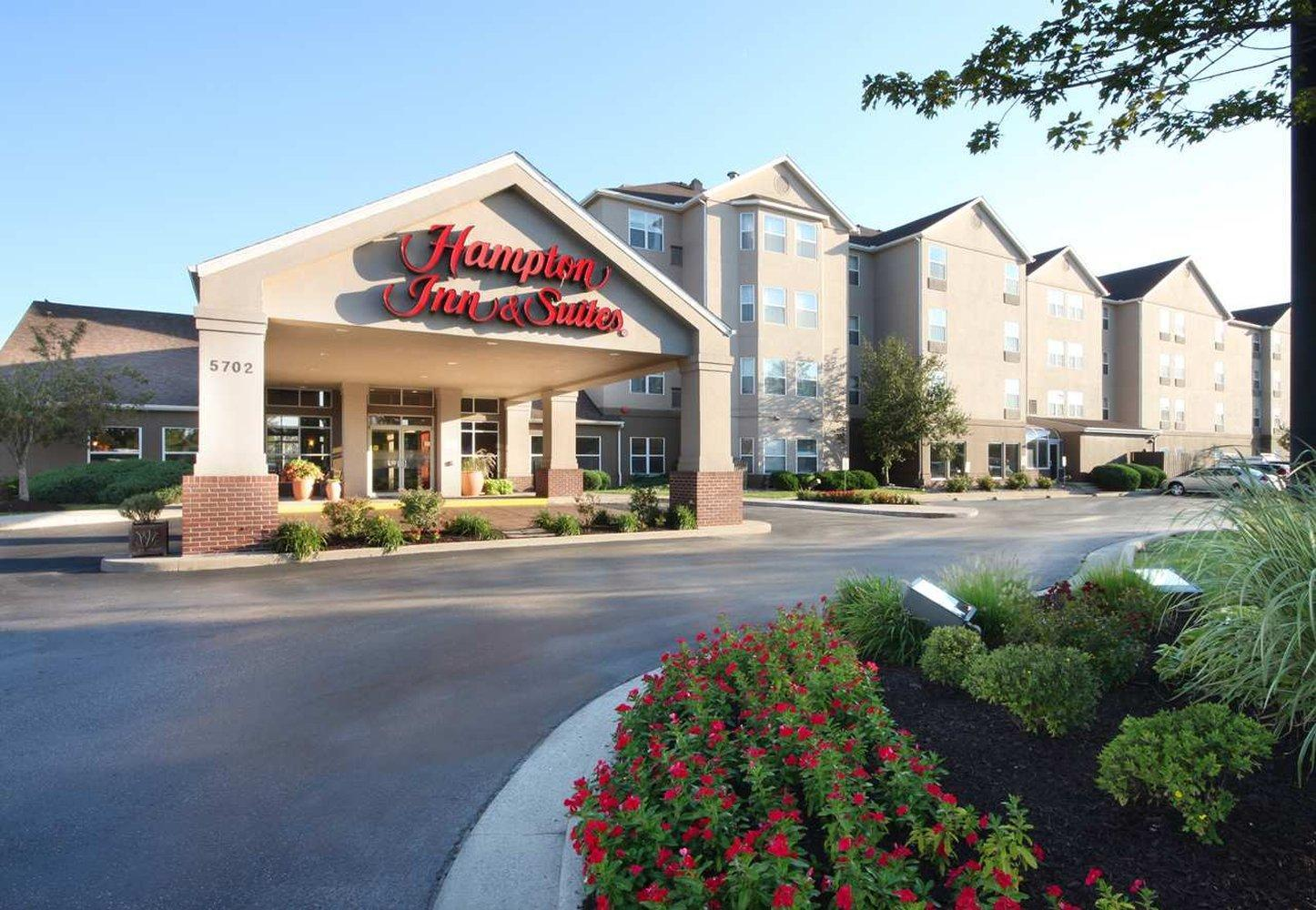Hampton Inn And Suites Ft. Wayne North Hotel