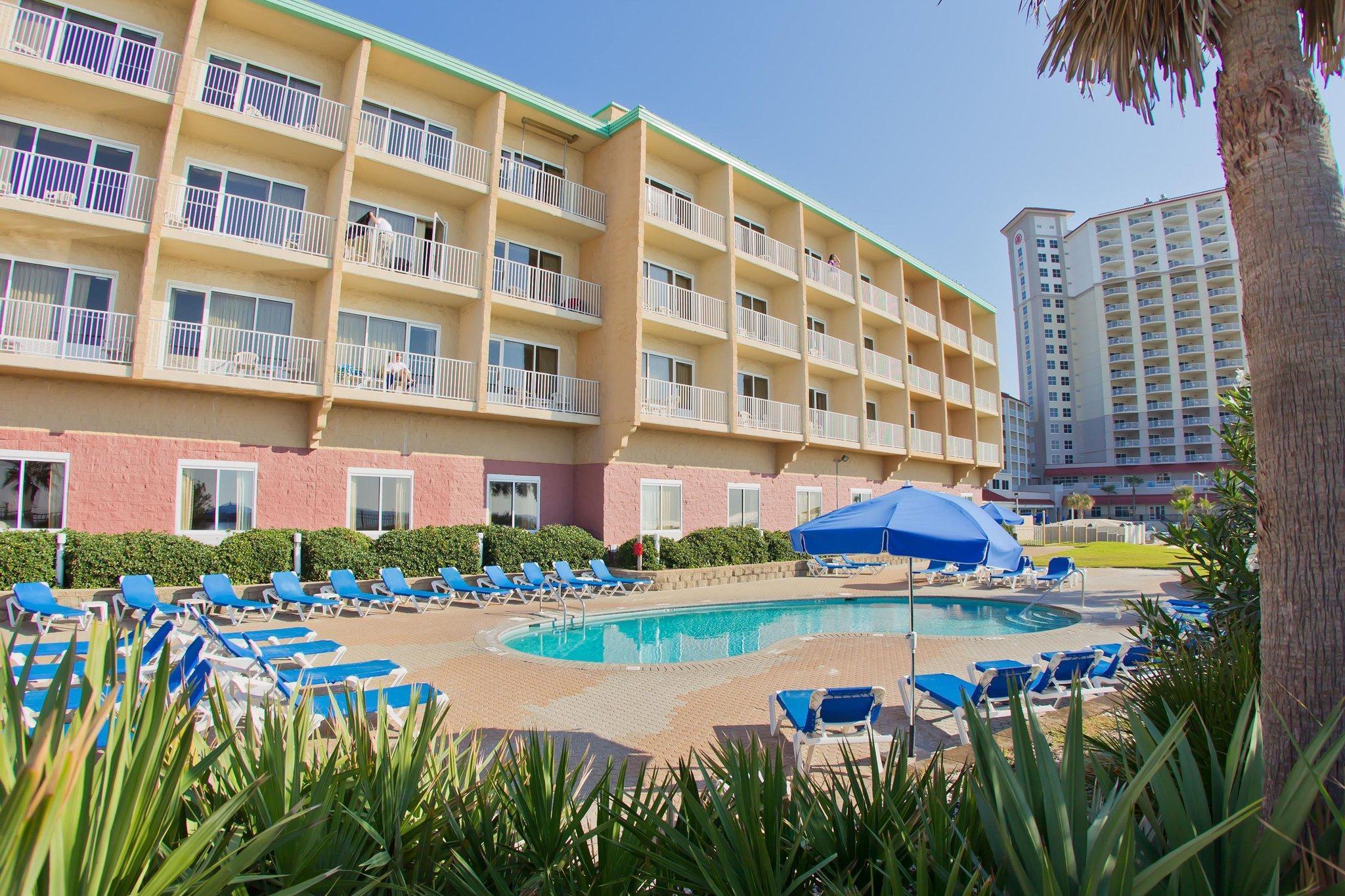 Hampton Inn Pensacola Beach Hotel