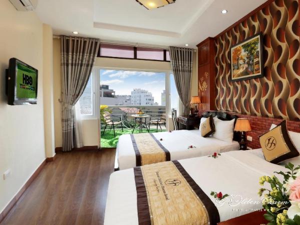 Hanoi Golden Charm Hotel Hanoi