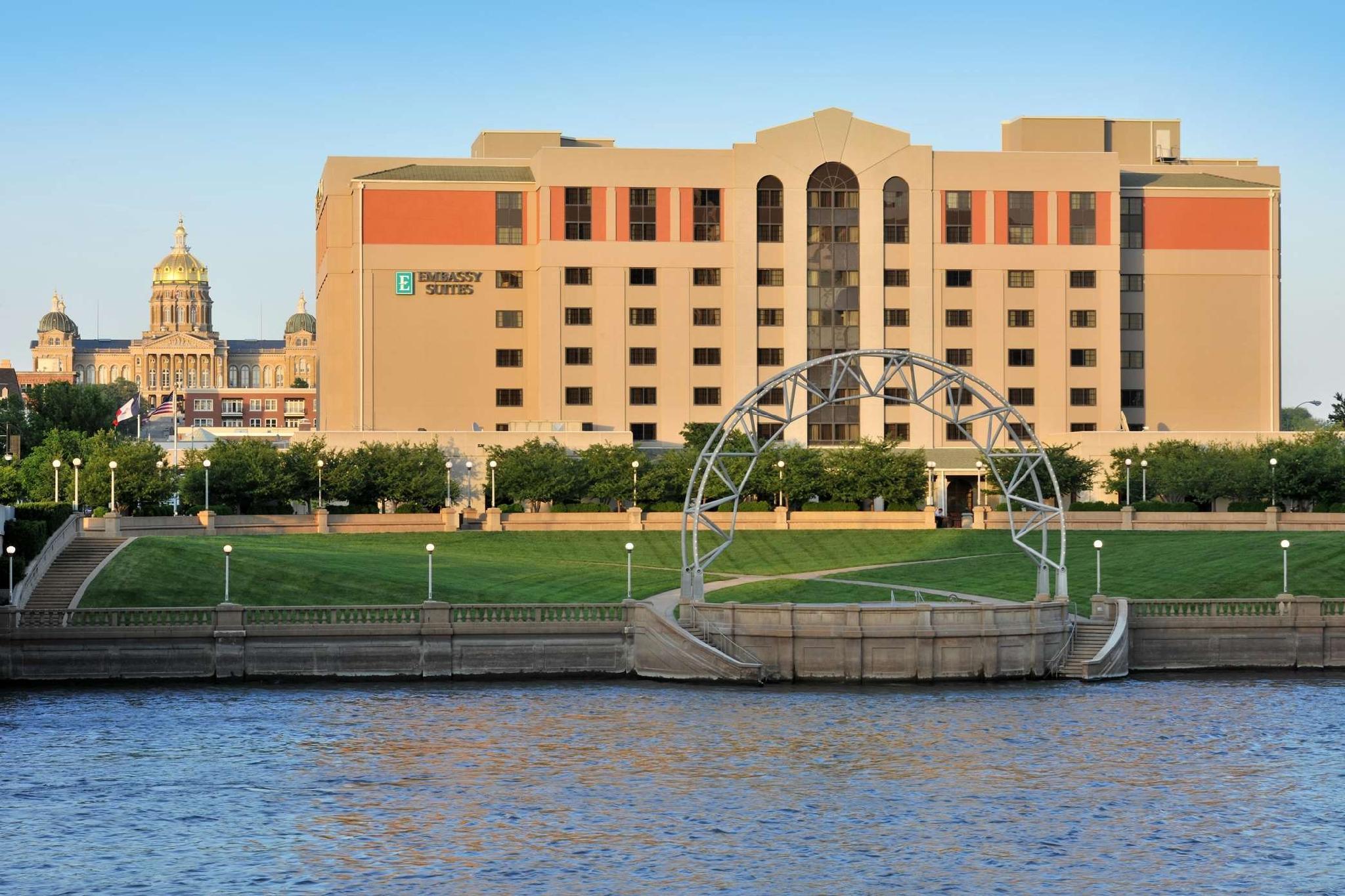 Embassy Suites by Hilton Des Moines Downtown Des Moines