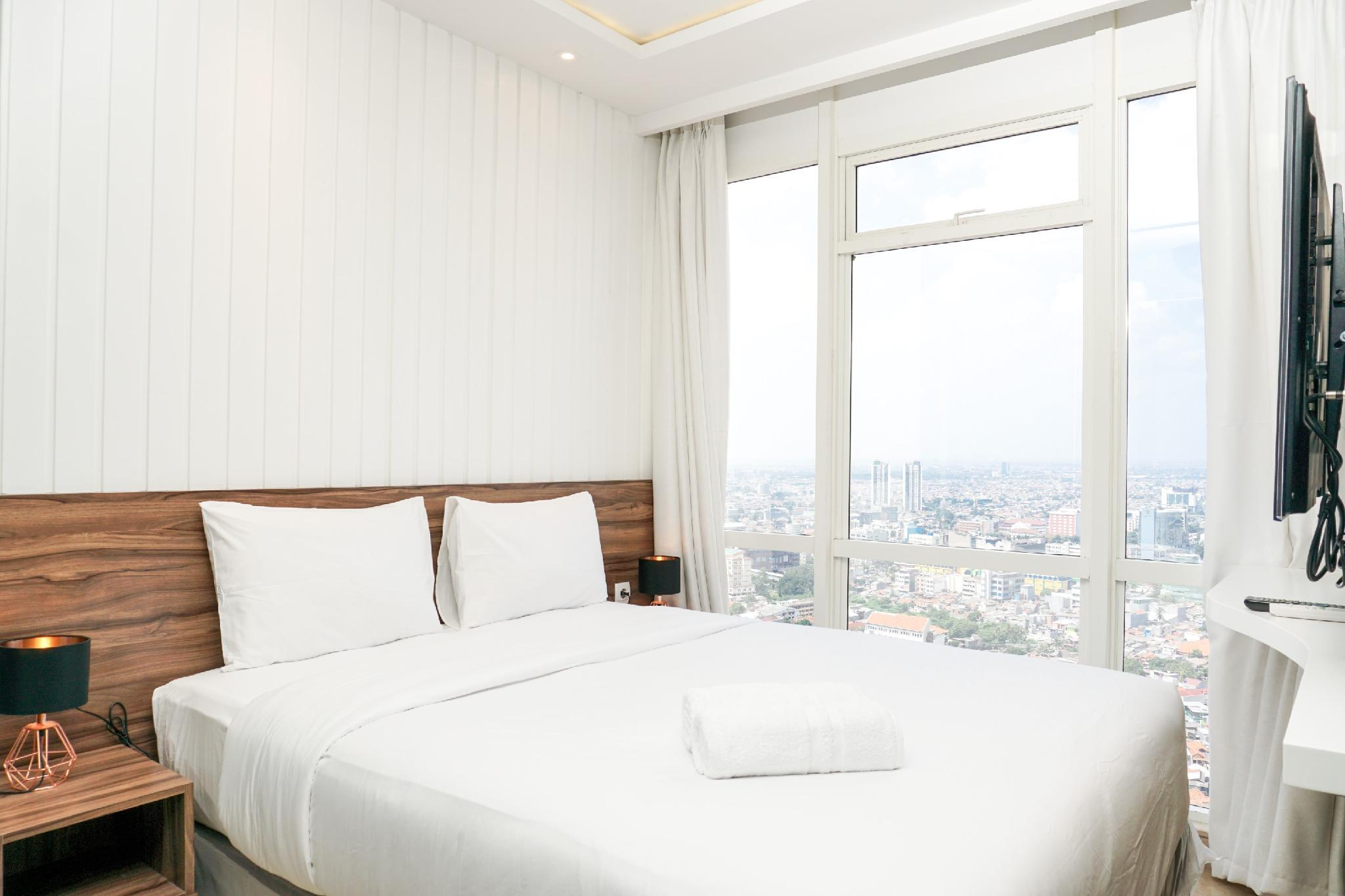 Tranquil 2BR At Menteng Park Apartment By Travelio