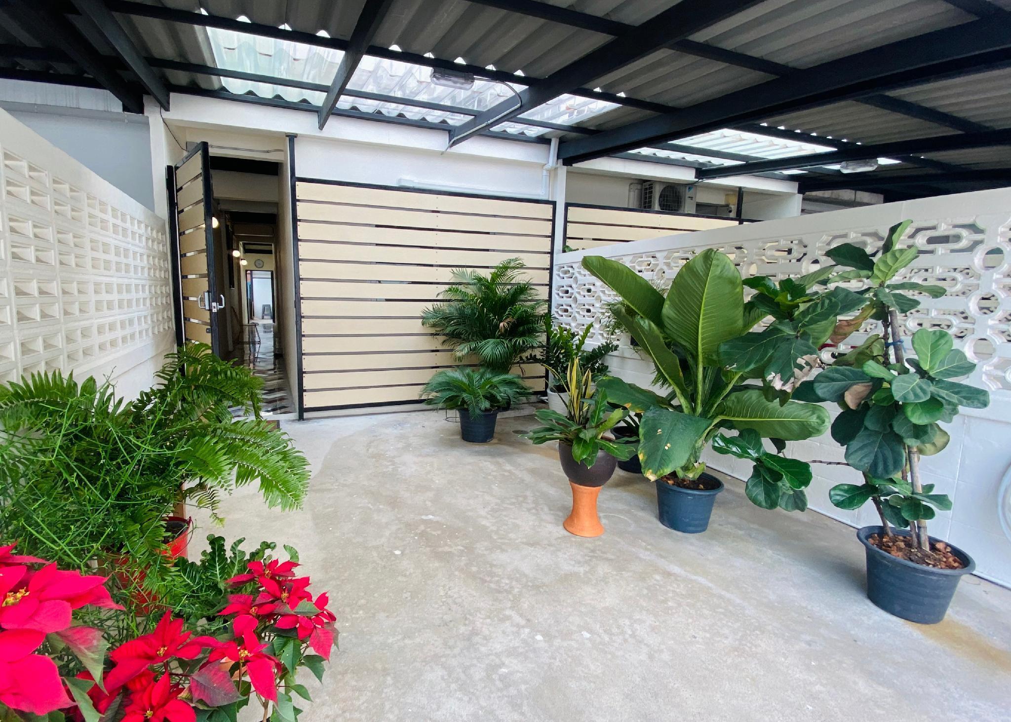 DesignerHouse* 4BRs POOL Bangkok*BTS*IconSiam บ้านเดี่ยว 4 ห้องนอน 4 ห้องน้ำส่วนตัว ขนาด 100 ตร.ม. – ธนบุรี