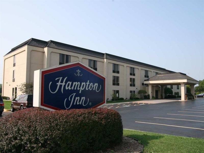 Hampton Inn Chicago Elgin   I 90