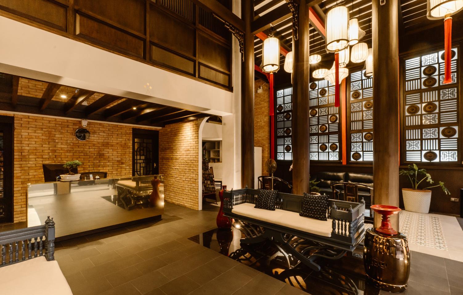 Saran Boutique Hotel Thapae สราญ บูทิก โฮเต็ล ท่าแพ