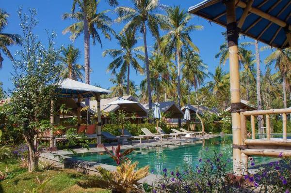 Gili Tenda Resort Trawangan Lombok