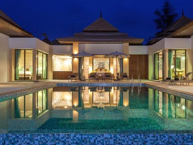 อัตมัน ลักชัวรี่ วิลลา – Ataman Luxury Villas