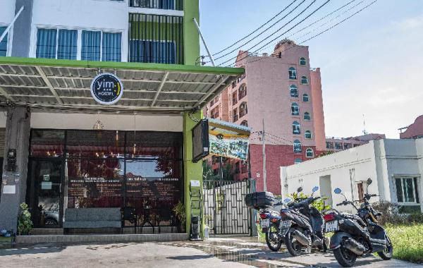 Yim hostel Co. Ltd. Pattaya