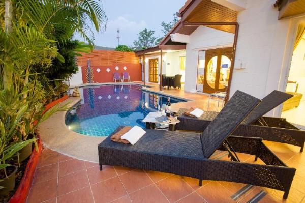 Grand Condo Orchid Pool Villa 300meter from beach Pattaya