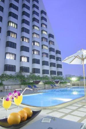 Omni Tower Sukhumvit Nana by Compass Hospitality Bangkok