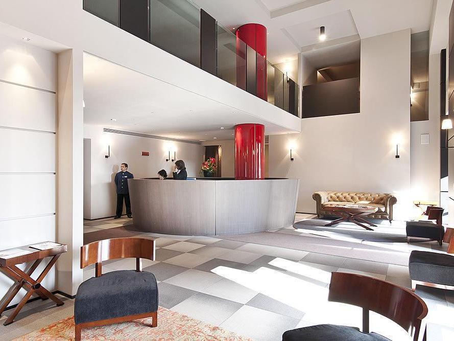 Hotel Catalani E Madrid Milano