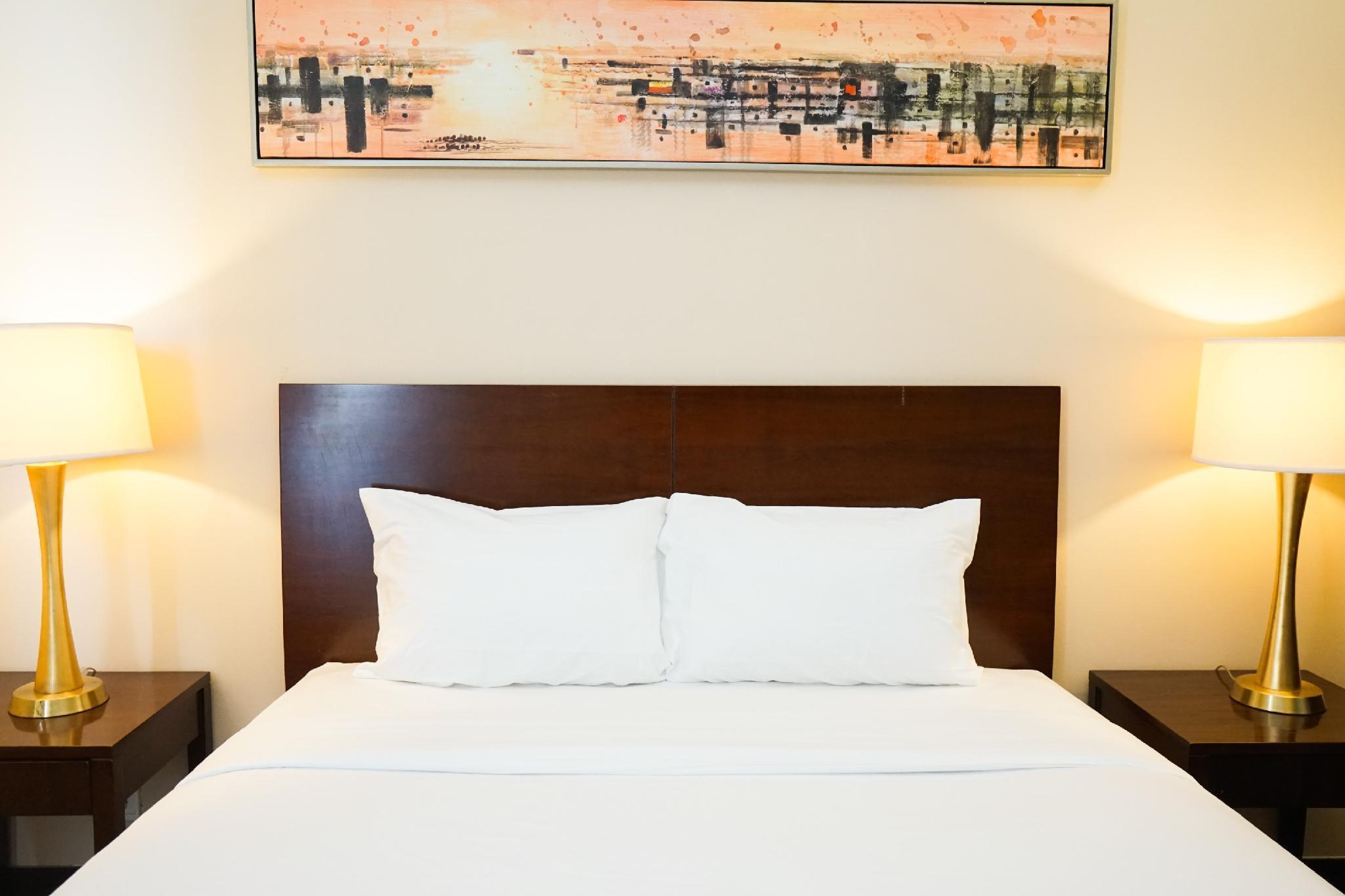 Spacious 2BR @ Ancol Marina Apartment By Travelio