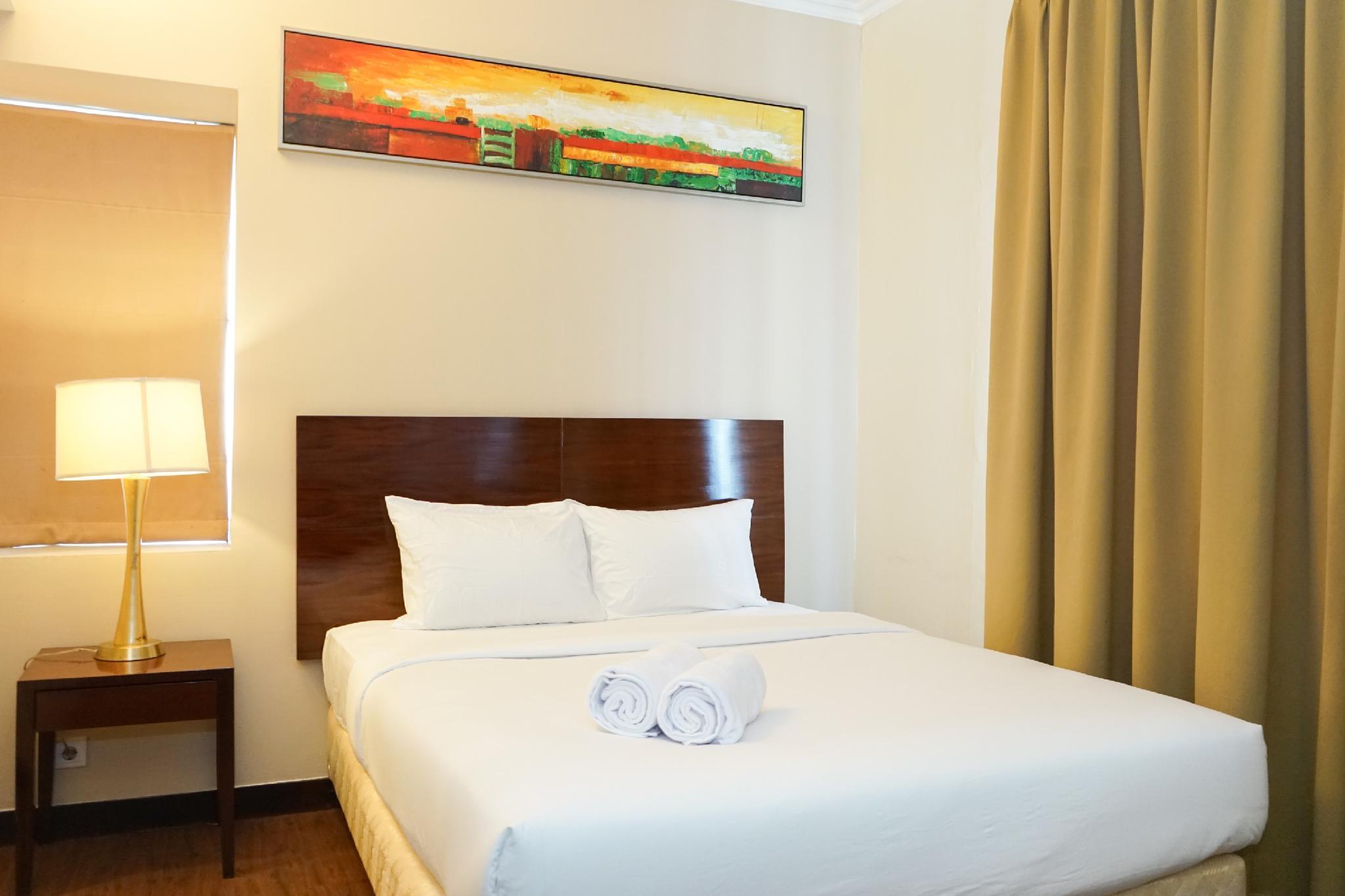 Best Location 1BR @ Ancol Marina Apt By Travelio