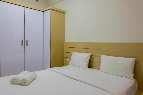 Cozy 1BR Unit Saveria Apartment By Travelio Tangerang