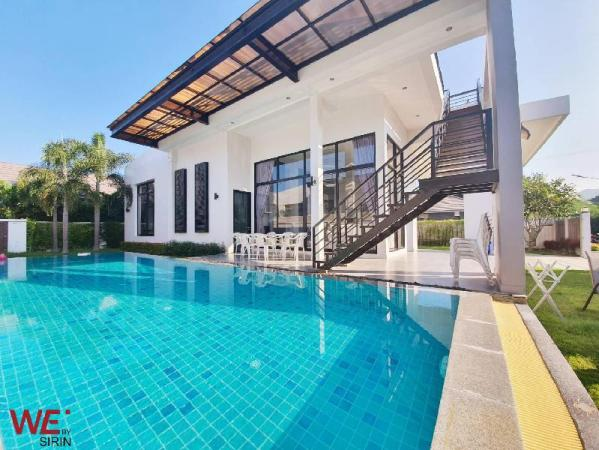 WE BY SIRIN no.15 ( 3Bedroom with private pool ) Hua Hin