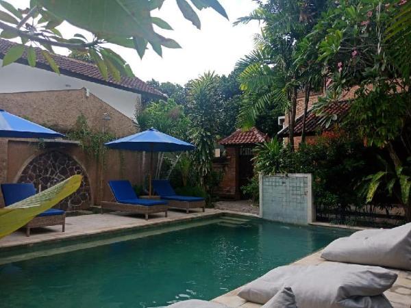 Cafe Wayan Cottages Lombok