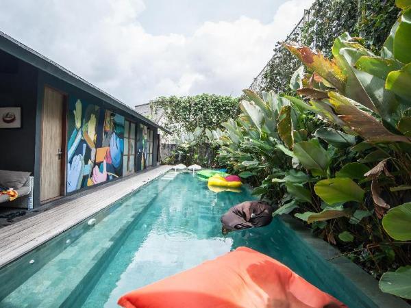M Boutique Hostel Bali