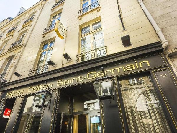 Hotel Odeon Saint Germain Paris