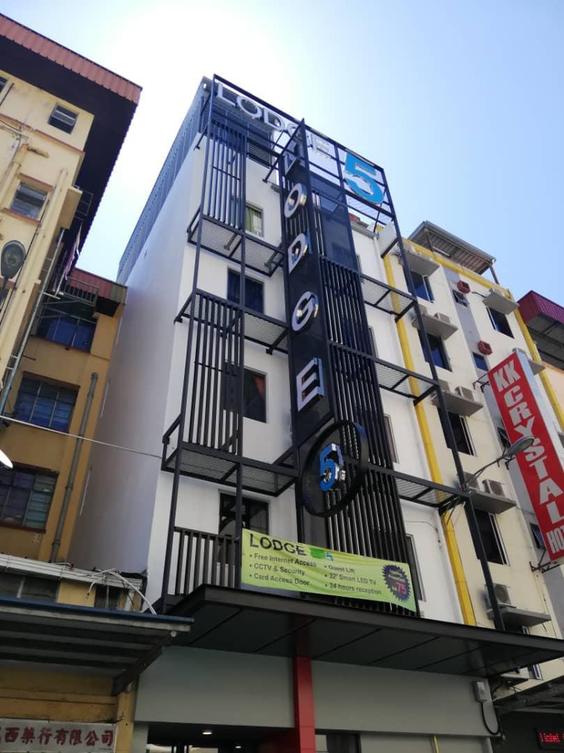 Hotel, Budget, Lodge 5
