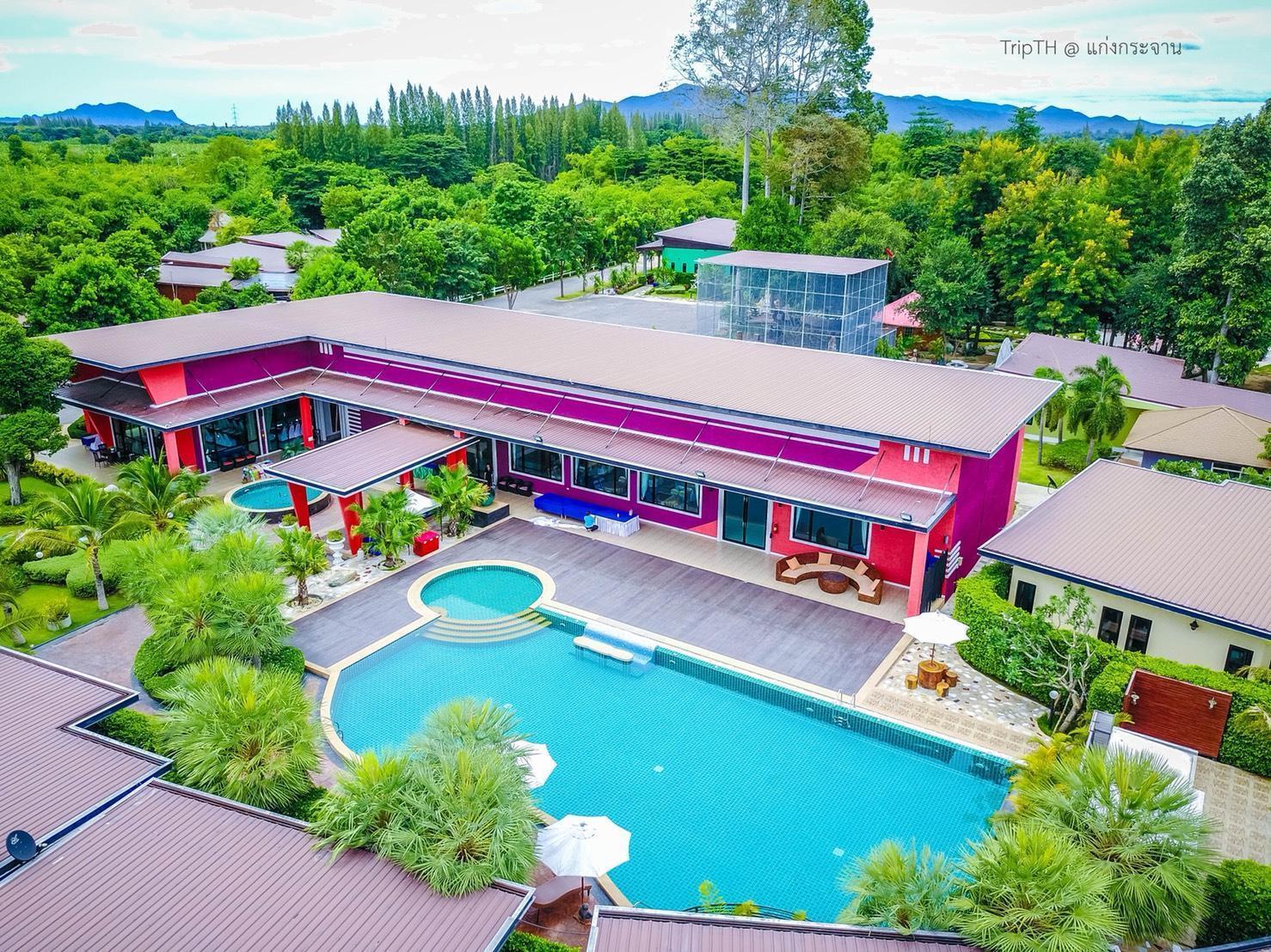 The Canal Garden Resort เดอะ คาแนล การ์เด้น รีสอร์ท