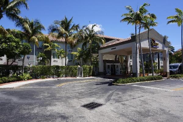 Sleep Inn & Suites Ft. Lauderdale International Airport Fort Lauderdale