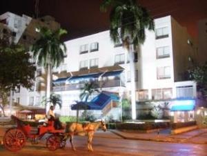 ホテル バヒア カータジーナ (Hotel Bahia Cartagena)