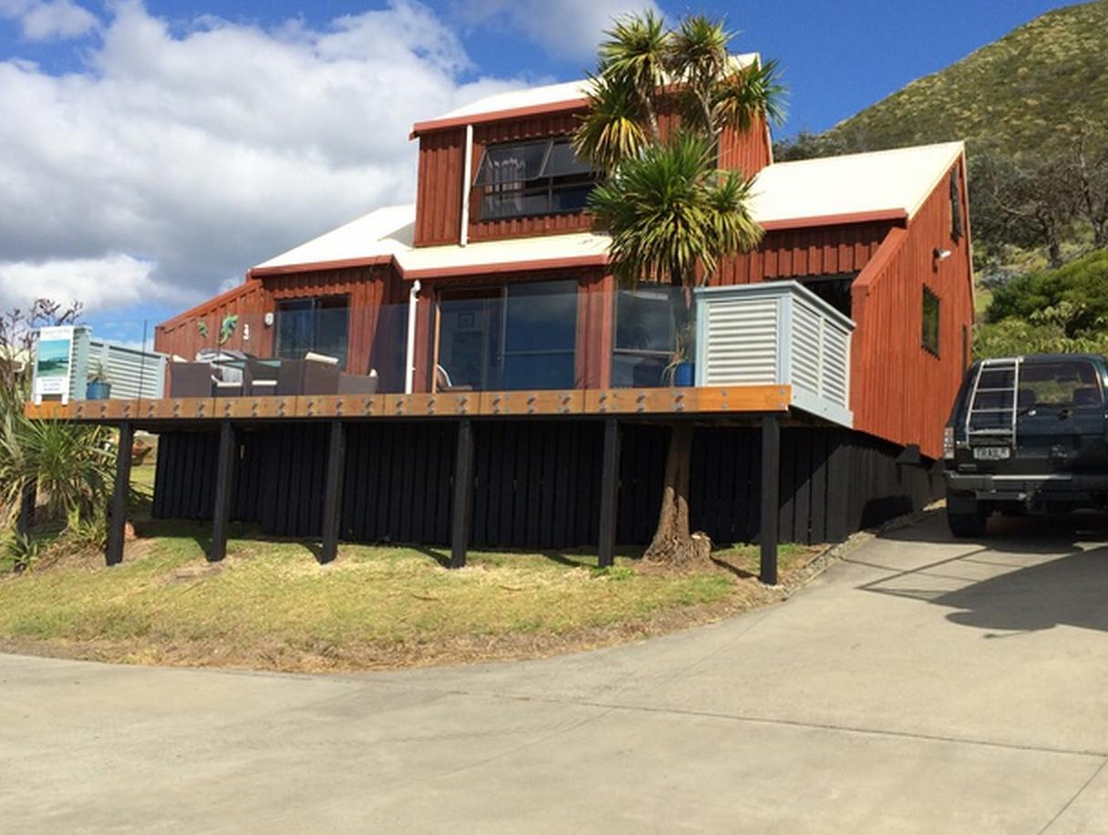 Escape 290 Mile Holiday Home