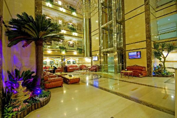 Al Mohamadyah Palace Hotel & Suites Jeddah