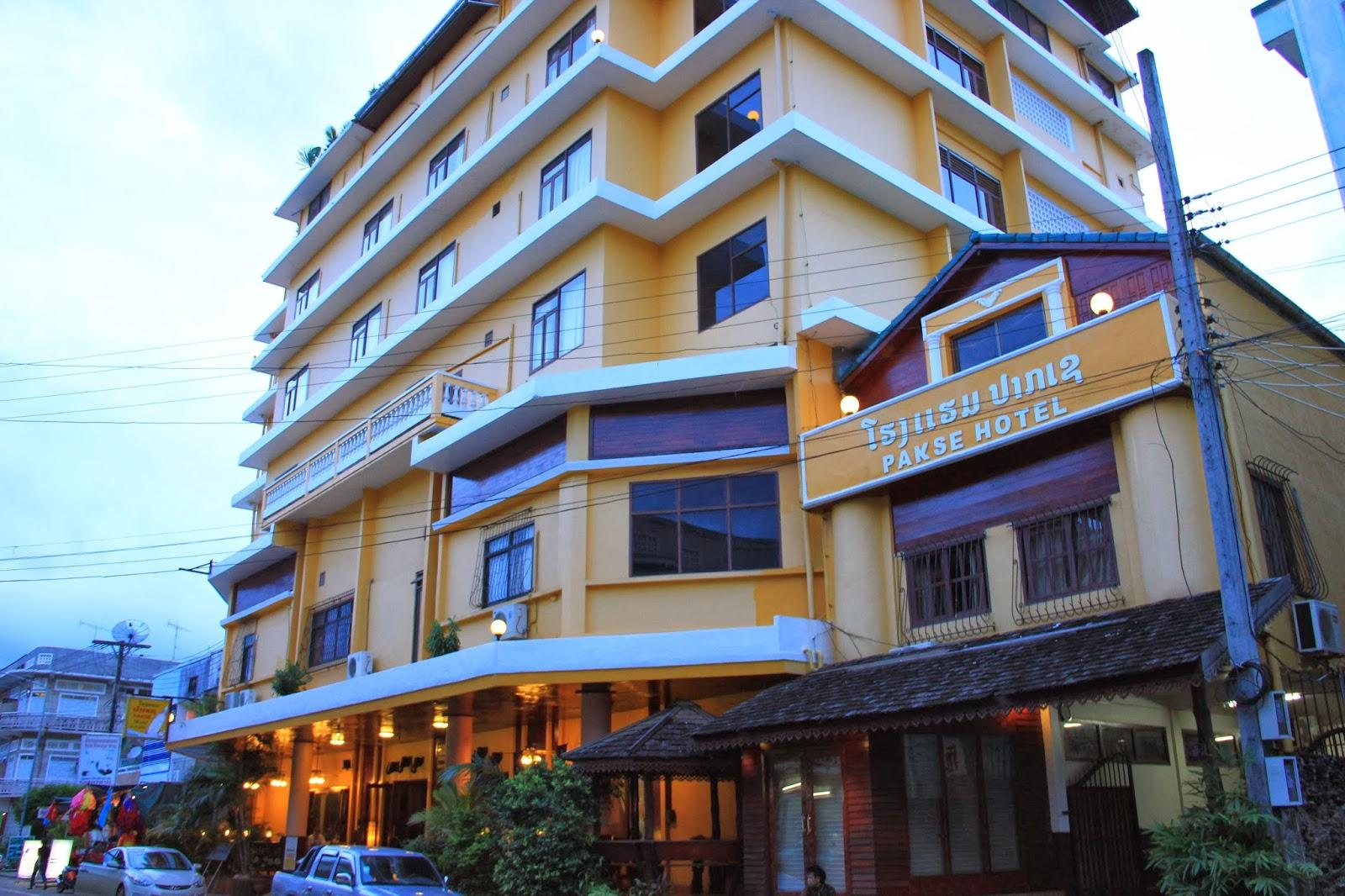 Pakse Hotel And Restaurant