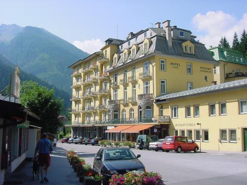 Hotel And Kurhotel Mozart
