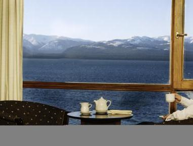 Cacique Inacayal Lake Hotel & Spa