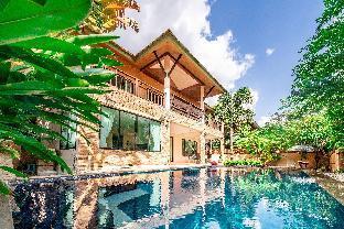 Pattaya 4 Bedroom Pool Villa  Walking street -37 วิลลา 4 ห้องนอน 4 ห้องน้ำส่วนตัว ขนาด 380 ตร.ม. – พัทยาเหนือ