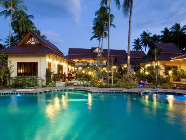 กนกบุรี รีสอร์ท – Kanok Buri Resort
