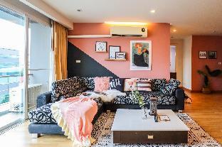 [スクンビット]アパートメント(110m2)  2ベッドルーム/2バスルーム [hiii]Candied Dream*2Rm@BTS ThongLo-BKK171
