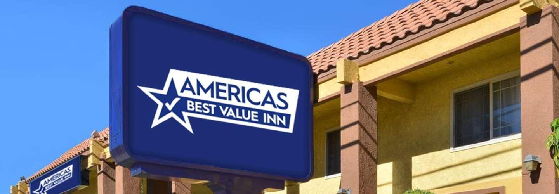 Americas Best Value Inn And Suites Houston Veterans Memorial