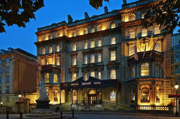 Marriott Bristol Royal Hotel Bristol