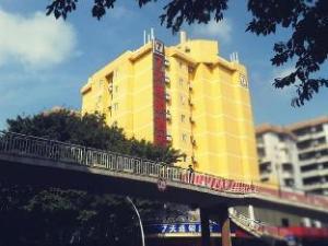7 Days Inn Zhongshanlihe Square Branch