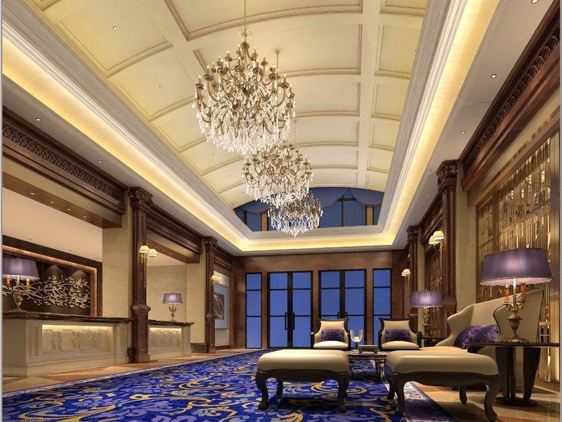 Sky World Hotel Qingdao
