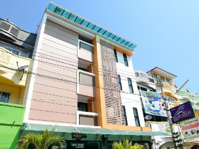 โรงแรมบลู เวฟ ชะอำ – Blue Wave Cha Am Hotel