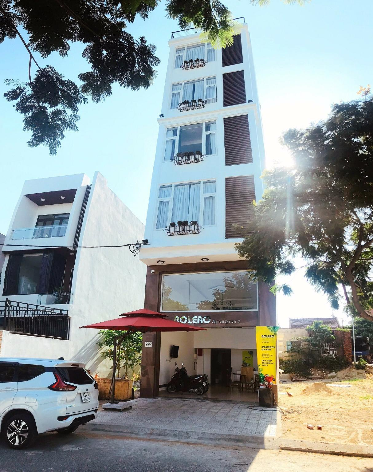 Bolero Apartments Da Nang