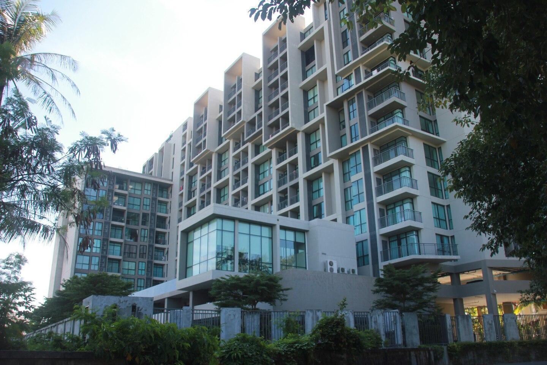 Sugar Palm Suanluang Condo , 1 Bedroom , Free wifi อพาร์ตเมนต์ 1 ห้องนอน 1 ห้องน้ำส่วนตัว ขนาด 50 ตร.ม. – ตัวเมืองภูเก็ต