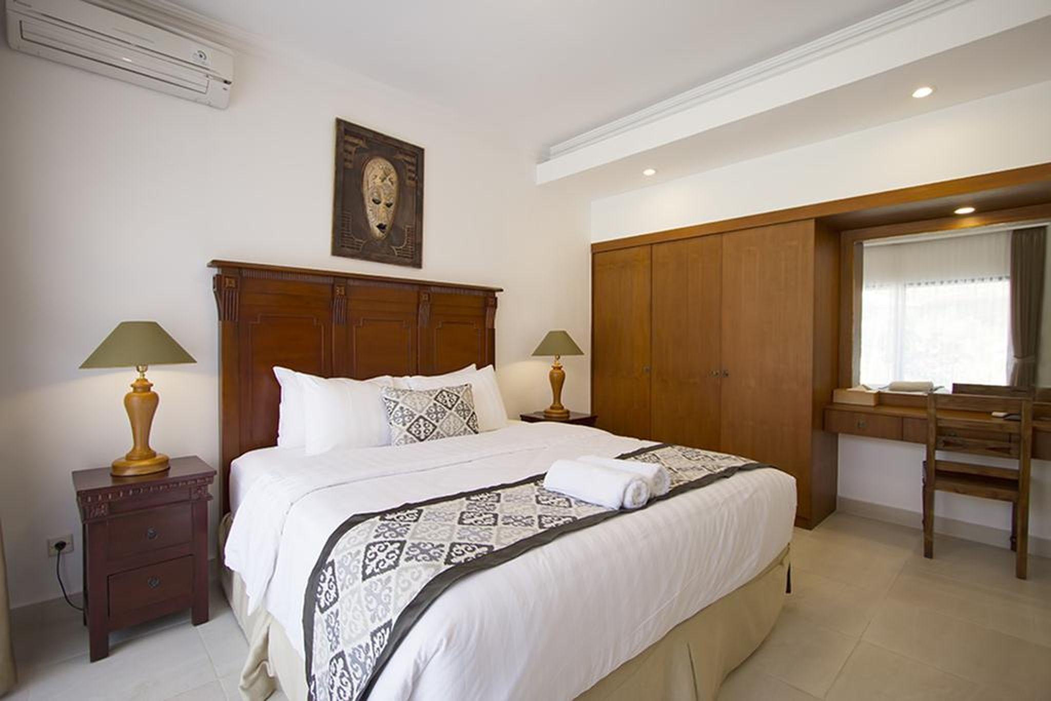Bali Pradise Villas With 3BR Closes GWK