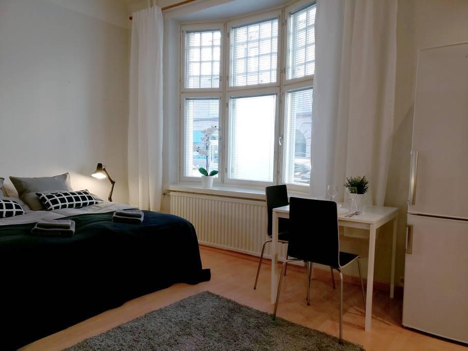 Modern Studio In The Heart Of Helsinki