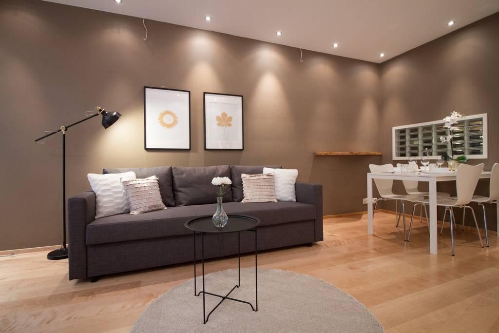 Superior Apartment With Amazing Location And Sauna