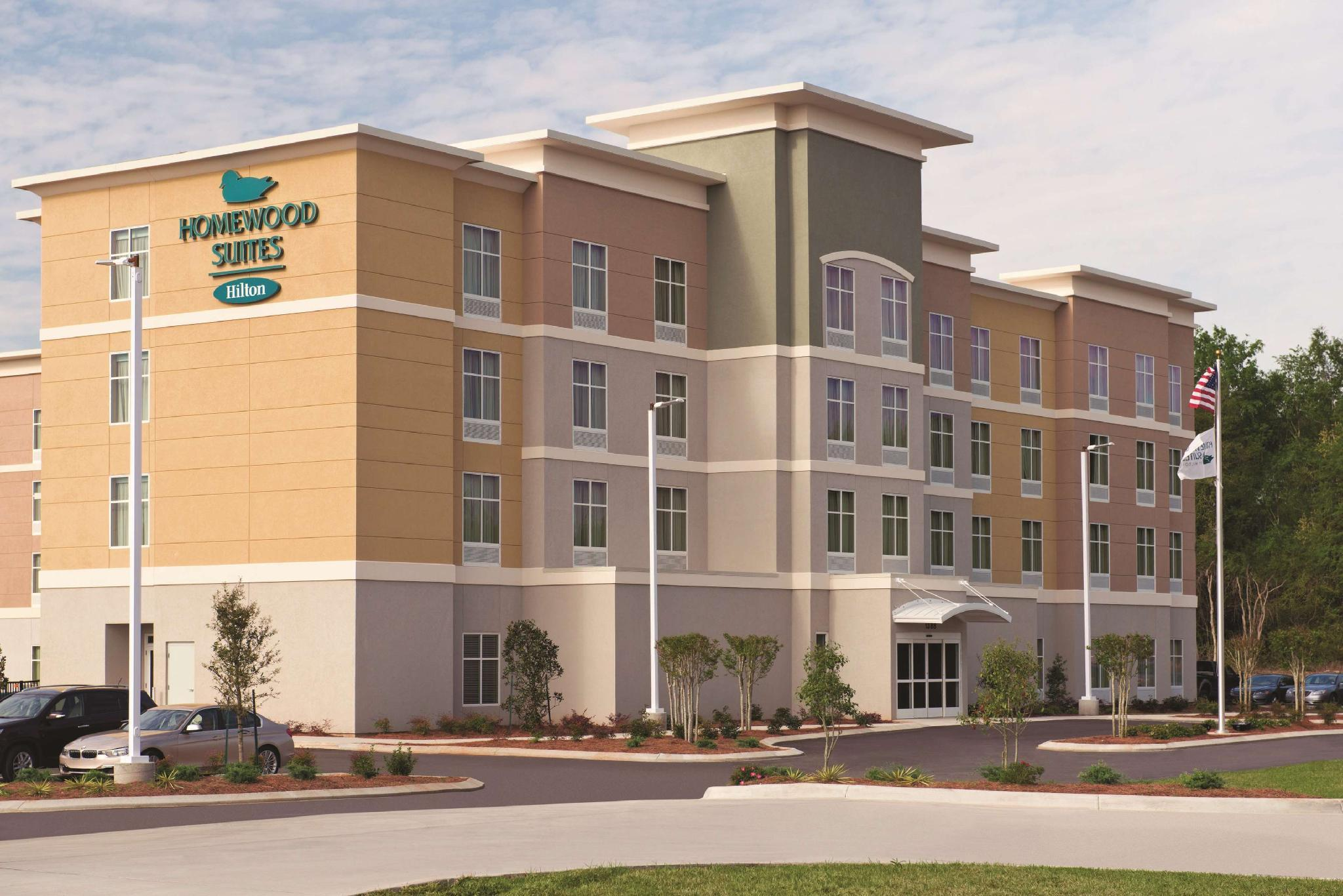 Homewood Suites By Hilton Mobile I 65 Airport Boulevard