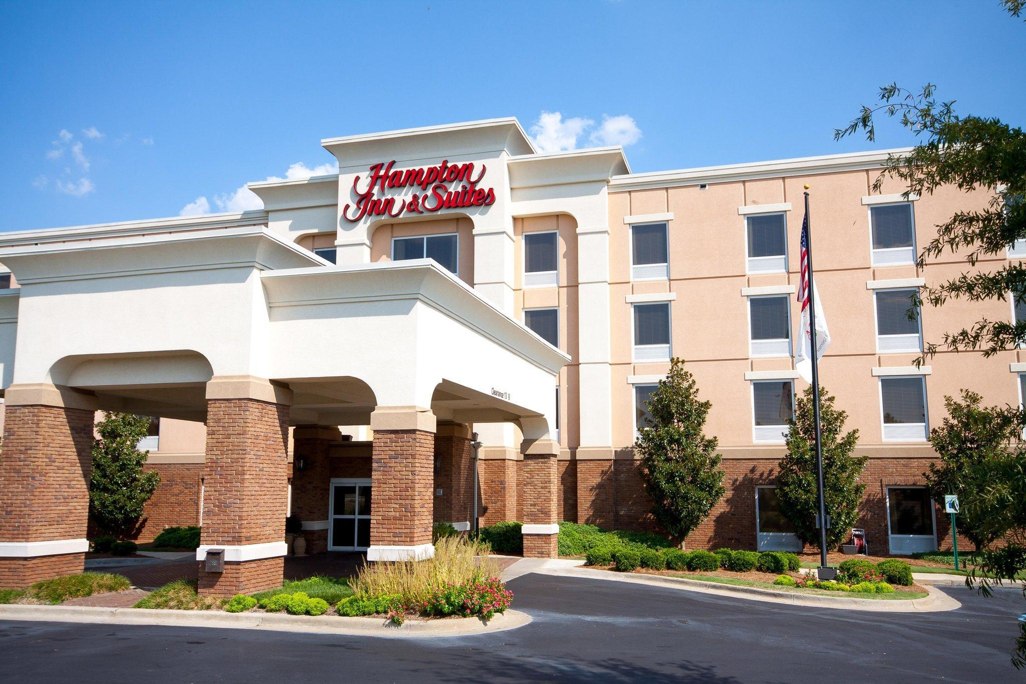 Hampton Inn And Suites Montgomery Eastchase