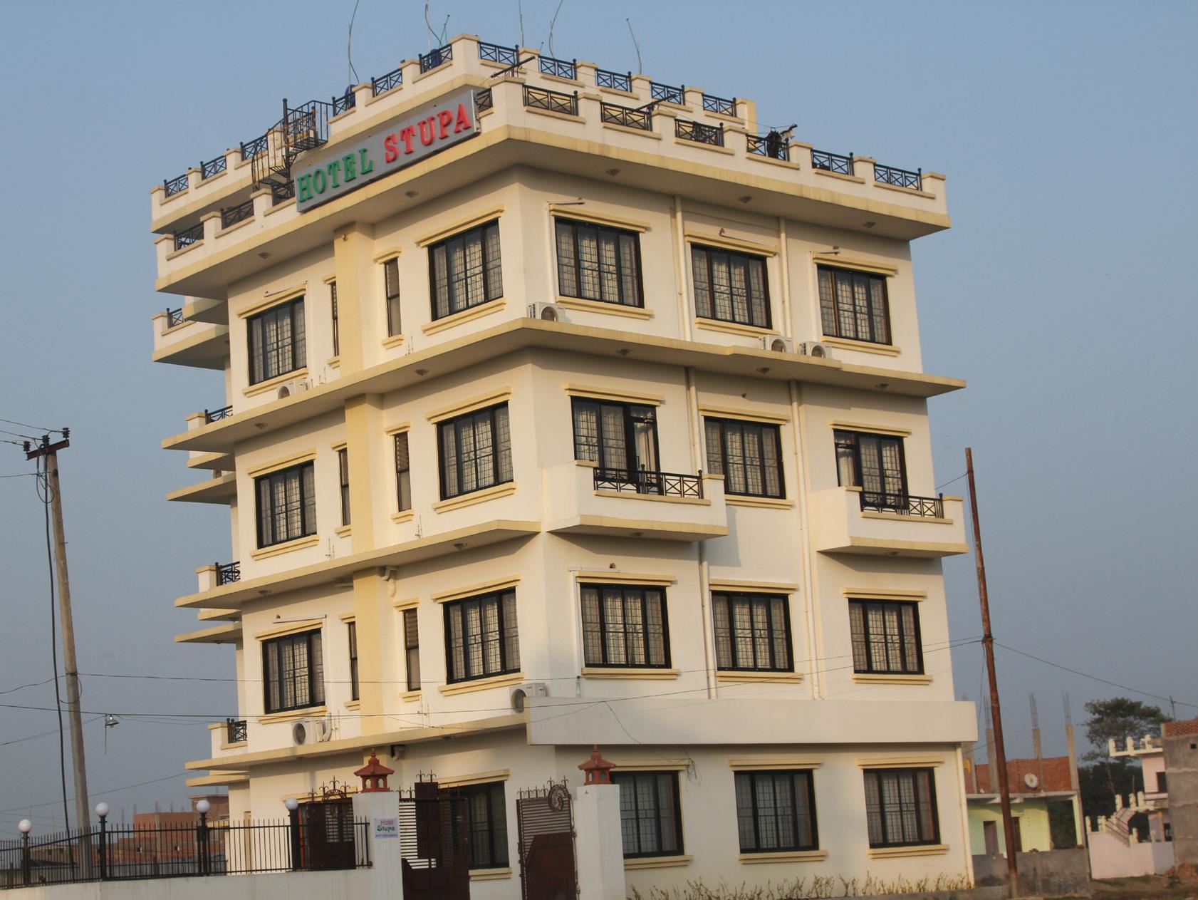 Hotel Stupa