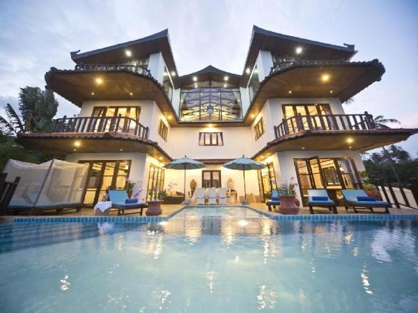 Royal Majestic Luxurious Villa Koh Samui