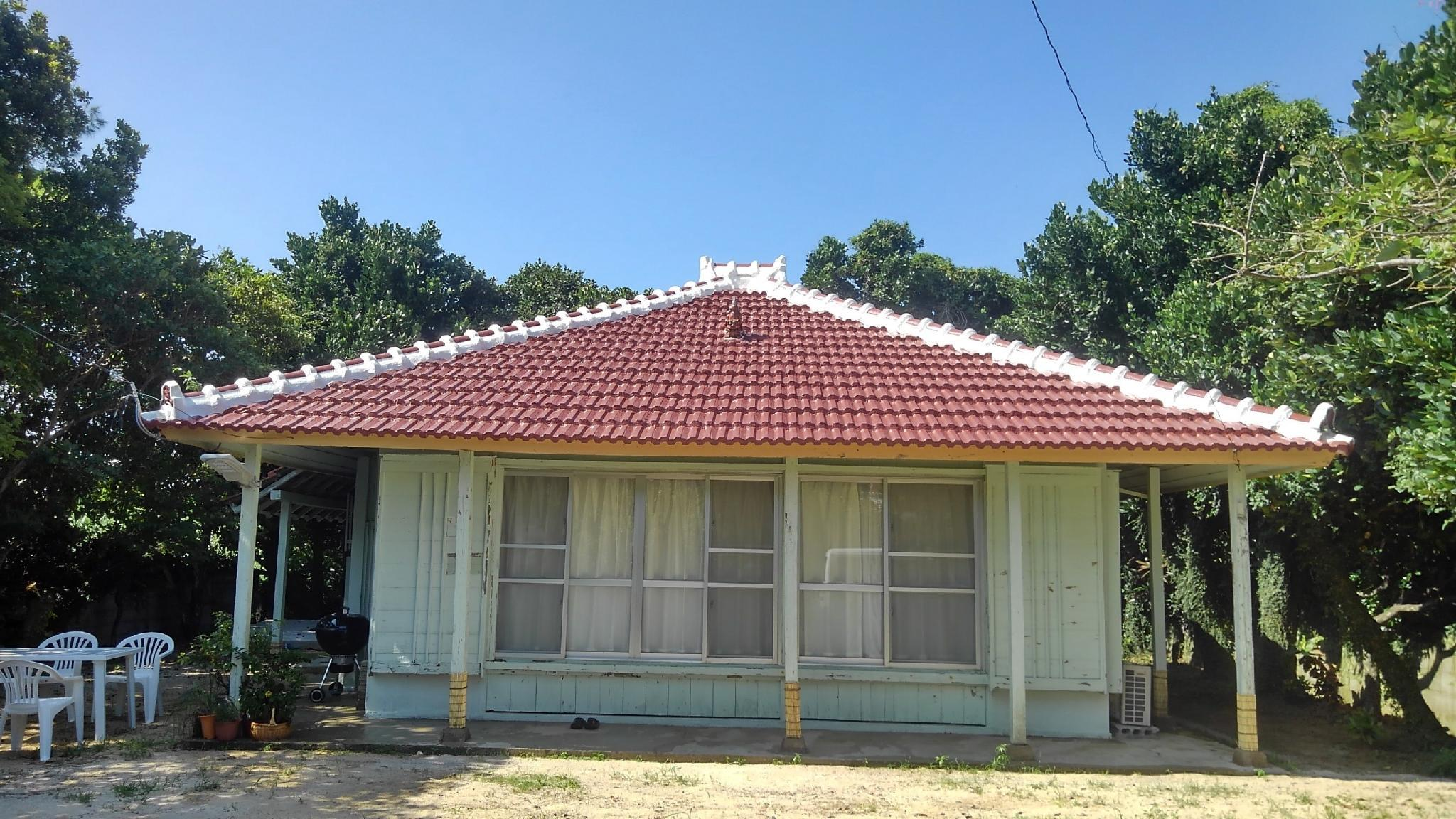 ON01  Old Okinawa Style House Free Wi Fi