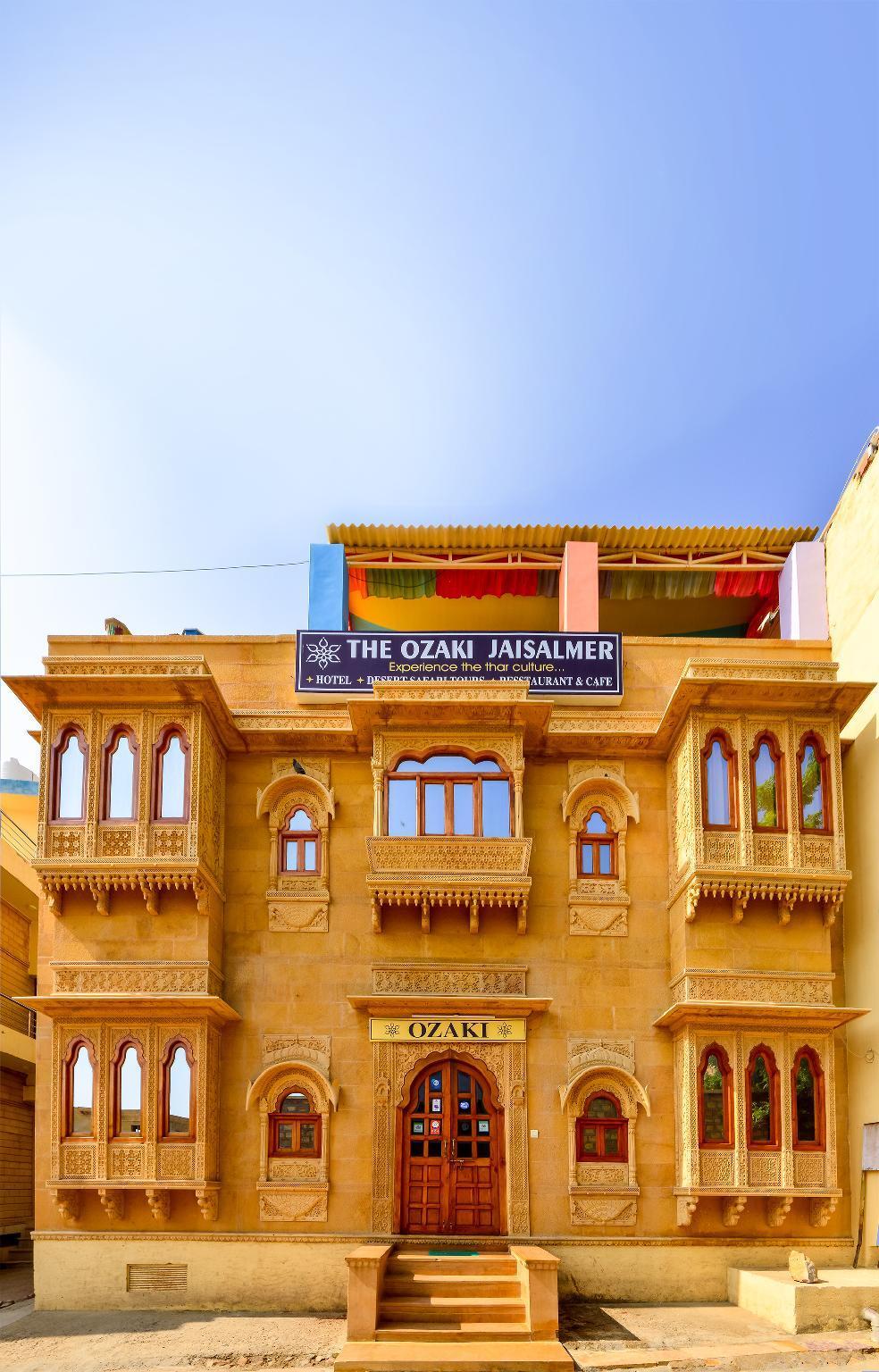 The Ozaki Jaisalmer