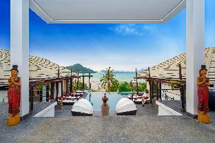 [アオポー]ヴィラ(467m2)| 4ベッドルーム/5バスルーム D-Lux 4 bed sea view villa with private beach